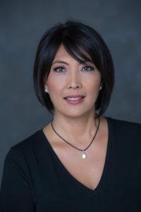 M. Evelina Galang Author - Photo credit Jenny Abreu